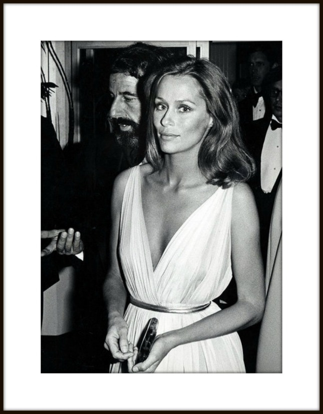 Lauren Hutton.Image courtesy of fashionablethings.com