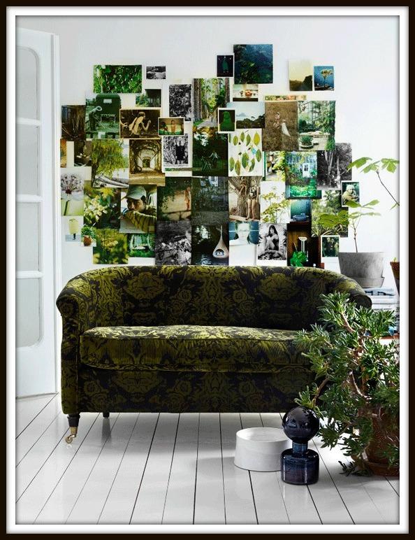 Image courtest of pinterest via Tina Hellberg for Elle Interior.