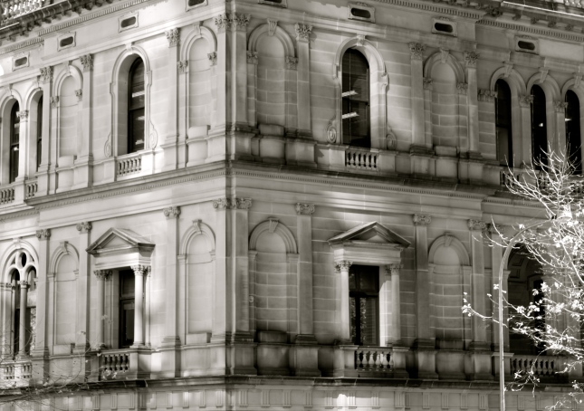 Loftus Street, Sydney.