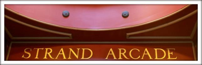 Strand Arcade, Sydney.www.strandarcade.com.au